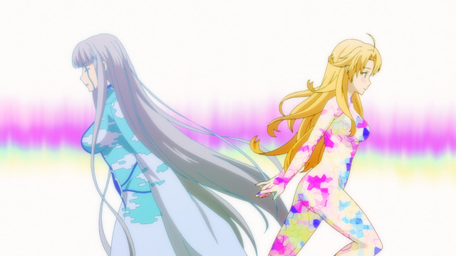 『この世の果てで恋を唄う少女YU-NO』第26話(最終回)「この世の果てで恋を唄う少女」先行カット(C)MAGES./PROJECT YU-NO