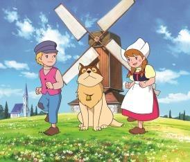 世界名作劇場『フランダースの犬』(C)NIPPON ANIMATION CO., LTD.