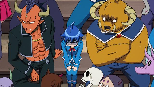 「魔入りました!入間くん アニメ」の画像検索結果