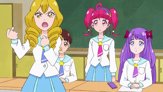 「『スター☆トゥインクルプリキュア』第35話先行場面カット」(C)ABC-A・東映アニメーション