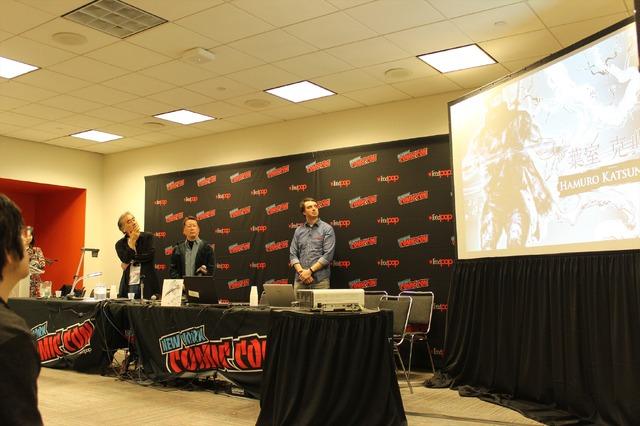 「New York Comic Con」『ジビエート』新キャラクター発表(C)「GIBIATE PROJECT」製作委員会