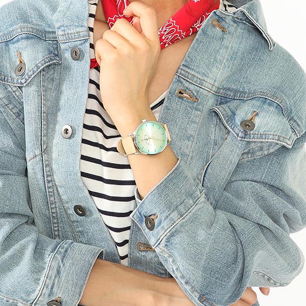 「青葉城西高校 モデル 腕時計」16,800円(税別)(C)古舘春一/集英社・「ハイキュー!!」製作委員会・MBS
