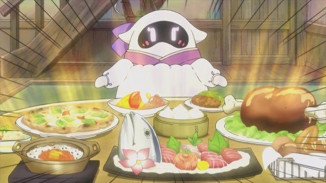 『ぬるぺた』第2話「お姉ちゃんの完全栄養食!」