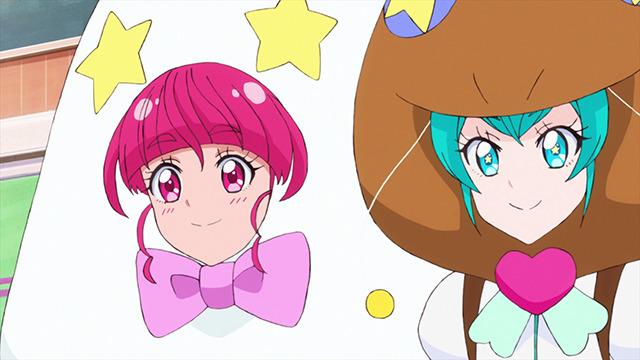 「『スター☆トゥインクルプリキュア』第37話先行カット」(C)ABC-A・東映アニメーション