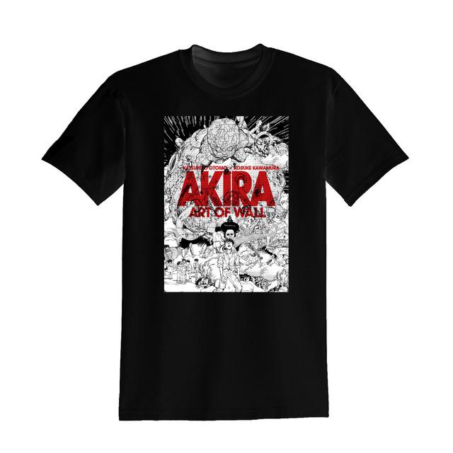 「AKIRA ART OF WALL Otomo Katsuhiro×Kosuke Kawamura AKIRA ART EXHIBITION」Tシャツ 価格:¥4,000