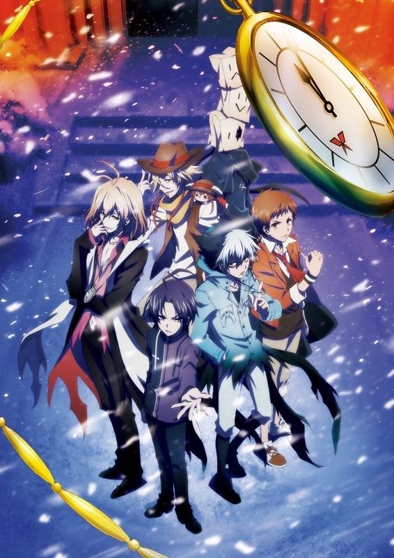 劇場版『「SERVAMP-サーヴァンプ-」-Alice in the Garden-』(C)田中ストライク・KADOKAWA/SERVAMPMOVIEPROJECT