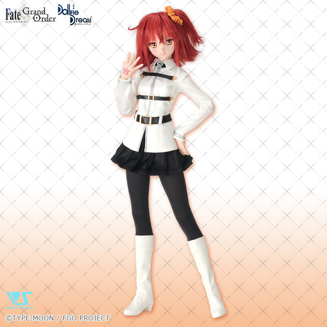 「Dollfie Dream マスター/主人公 女」62,000円(税別)(C)TYPE-MOON / FGO PROJECT 「創作造形(C)ボークス・造形村」(C)2003-2019 VOLKS INC. All rights are reserved.