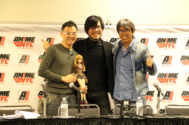 "「ANIME-NYC 2019」内パネル「Rayark CEO Ming-Yang Yu(ミンヤン・ユウ)が ""DEEMO""について語る」(C)2020 Rayark Inc./DEEMO THE MOVIE Production Committee"