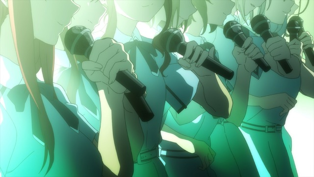 『22/7』TVアニメ第1話先行カット(C)ANIME 22/7