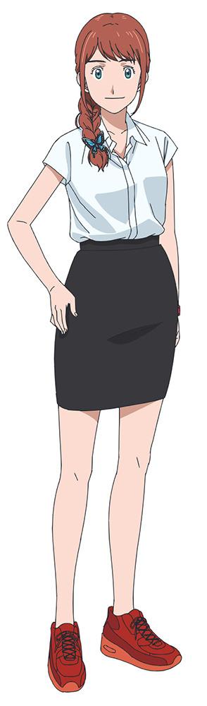 『デジモンアドベンチャー LAST EVOLUTION 絆』メノア・ベルッチ(C)本郷あきよし・東映アニメーション