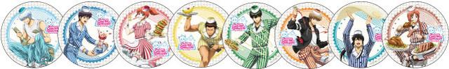 「Gintama Diner」コースター(全8種/ランダムでのお渡し)(C)空知英秋/集英社・テレビ東京・電通・BNP・アニプレックス