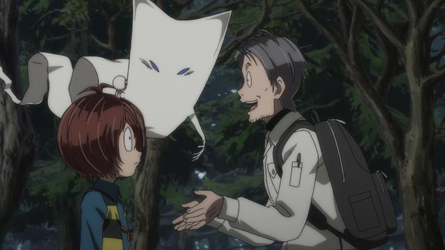 「『ゲゲゲの鬼太郎』第85話先行場面カット」