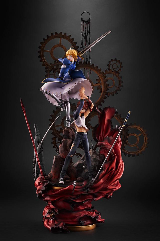 「Fate/stay night 15周年記念フィギュア -軌跡-」49,500円(税込)(C)TYPE-MOON
