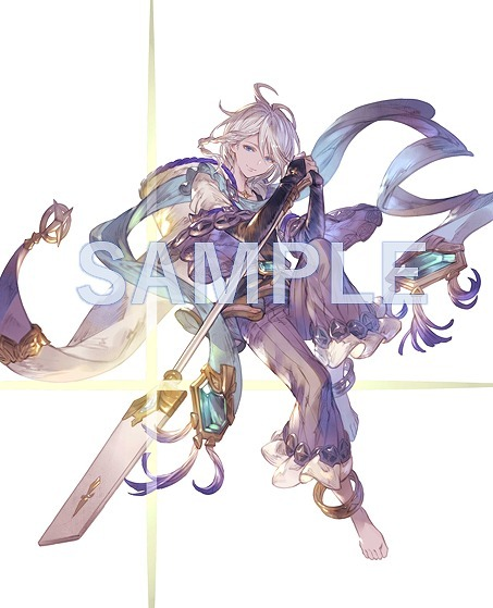 「『GRANBLUE FANTASY The Animation Season 2』第5巻」(C)GRANBLUE FANTASY The Animation Project