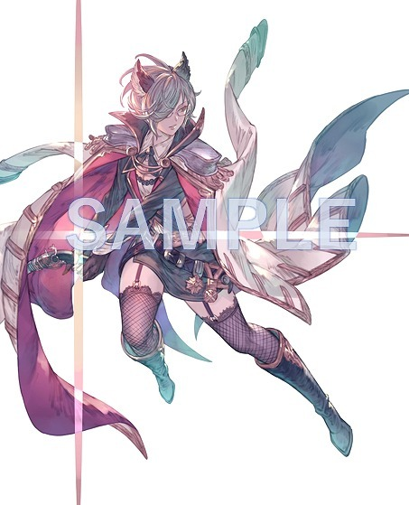 「『GRANBLUE FANTASY The Animation Season 2』第6巻」(C)GRANBLUE FANTASY The Animation Project