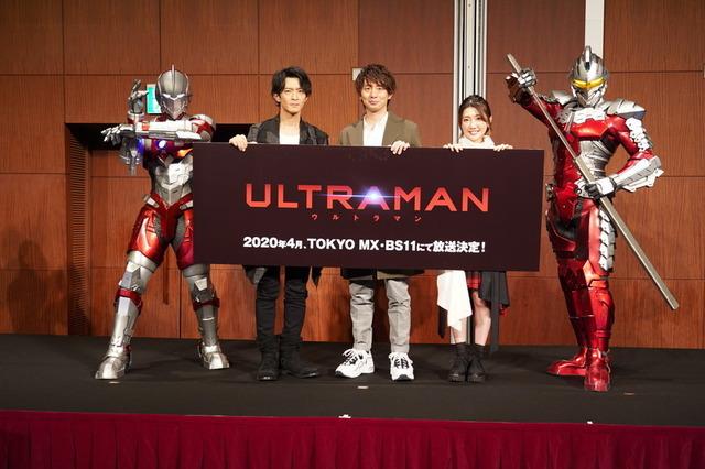 『TSUBURAYA CONVENTION 2019』「ULTRAMAN」スペシャルステージの模様