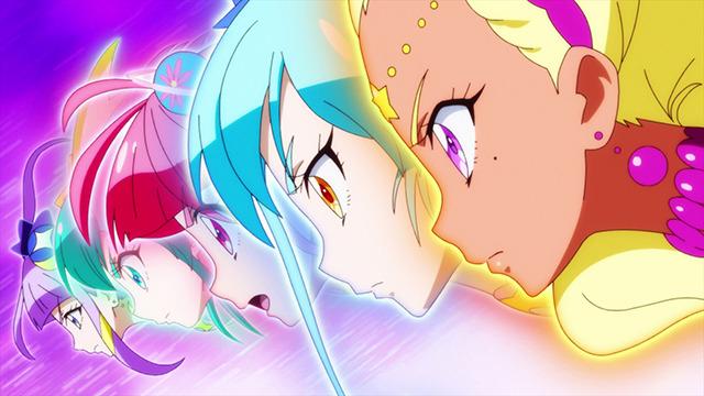 """"" Star Twinkle Precure ""Episode 47 preceding scene cut"" (C) ABC-A Toei Animation"
