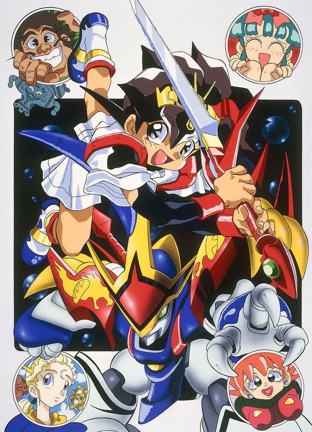 『超魔神英雄伝ワタル』(C)SUNRISE・R