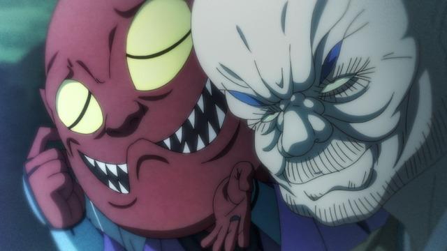 """GeGeGe no Kitaro Episode 89 Preceding Scene Cut"" (C) Mizuki Pro, Fuji TV, Toei Animation"