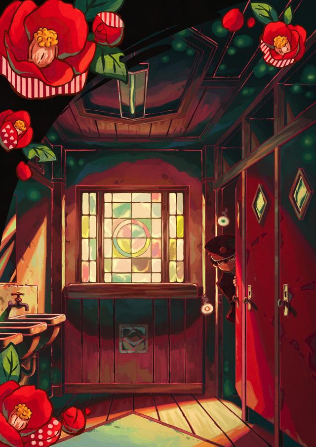 『地縛少年花子くん』キービジュアル(C)あいだいろ/SQUARE ENIX・「地縛少年花子くん」製作委員会