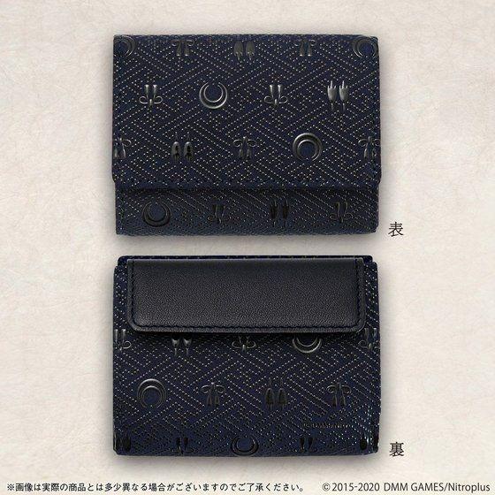 「三つ折り財布・三日月宗近モデル」22,000円(税込)(C)2015-2020 DMM GAMES/Nitroplus