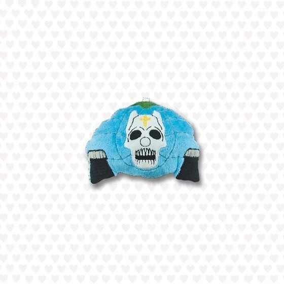 「PB限定【ジョジョの奇妙な冒険 ダイヤモンドは砕けない】ジョジョの奇妙なマスコットポーチ シアーハートアタック」1,980円(税込)(C)LUCKY LAND COMMUNICATIONS/集英社・ジョジョの奇妙な冒険DU製作委員会