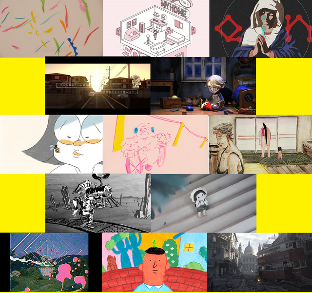 「東京アニメアワードフェスティバル2020(TAAF2020)」インター・カレッジ・アニメーション・フェスティバル2019セレクション
