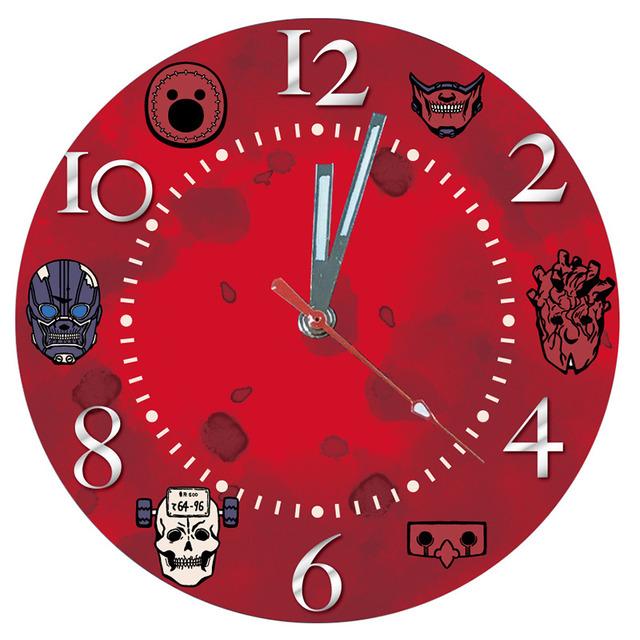 腕時計「ドロヘドロ」02/煙ファミリー26,800円(税別)(C)2020 林田球・小学館/ドロヘドロ製作委員会