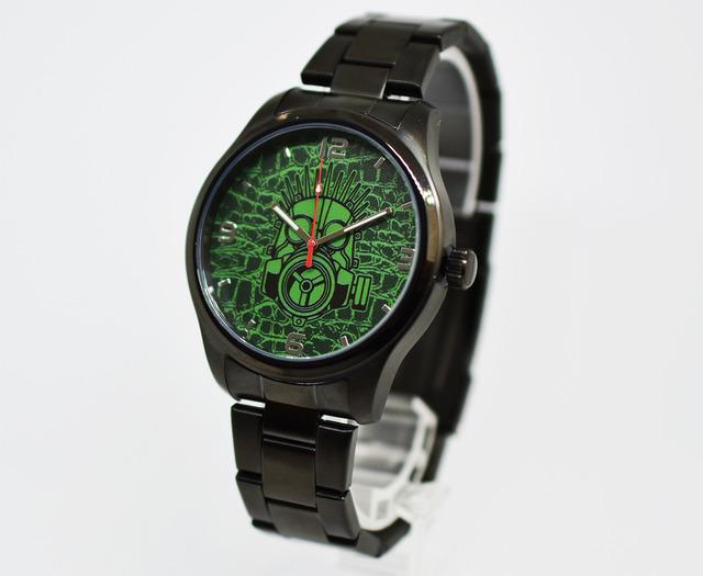 腕時計「ドロヘドロ」01/カイマン26,800円(税別)(C)2020 林田球・小学館/ドロヘドロ製作委員会