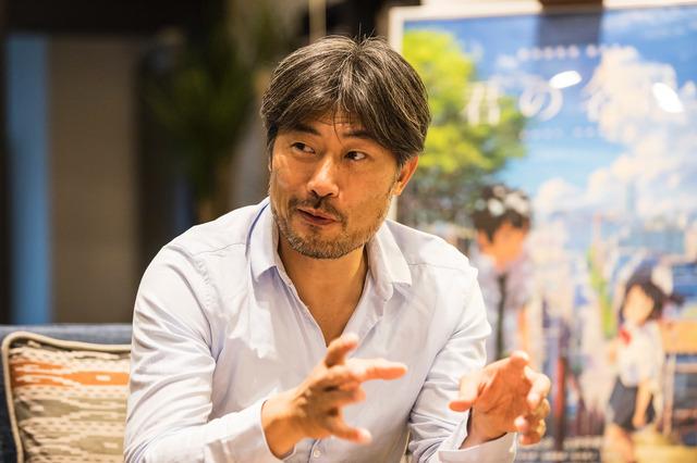株式会社コミックス・ウェーブ・フィルム 代表取締役川口典孝