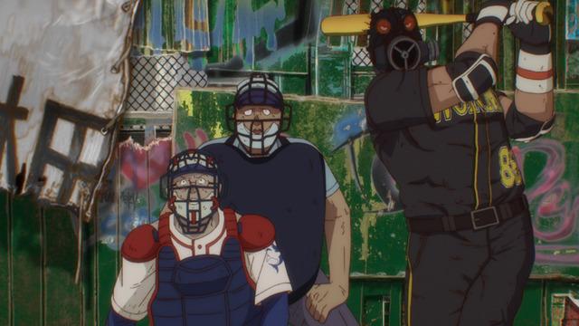 『ドロヘドロ』「オールスター☆夢の球宴」(C)2020 林田球・小学館/ドロヘドロ製作委員会
