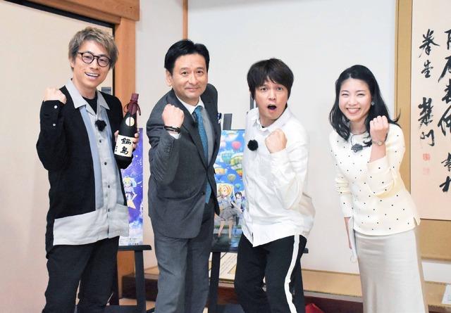 『ロンブー淳のゾンビランドサガ聖地巡礼ツアー』(C)2020. TVQ Kyushu Broadcasting Co.,Ltd. All Rights Reserved.