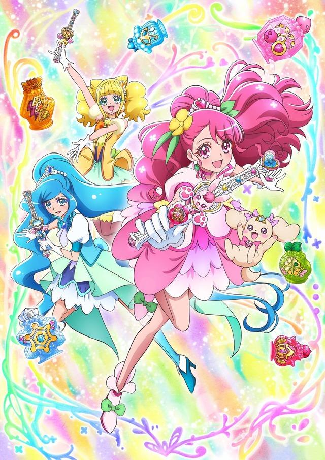 『ヒーリングっどプリキュア』(C)ABC-A・東映アニメーション