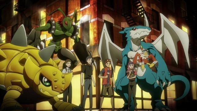 『デジモンアドベンチャー LAST EVOLUTION 絆』本ポスター(C)本郷あきよし・東映アニメーション