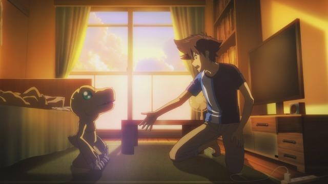 『デジモンアドベンチャー LAST EVOLUTION 絆』(C)本郷あきよし・東映アニメーション