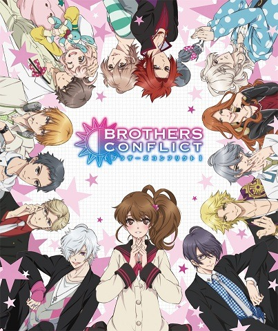 「BROTHERS CONFLICT」(C)ウダジョ/エム・ツー/アスキー・メディアワークス/ブラコン製作委員会