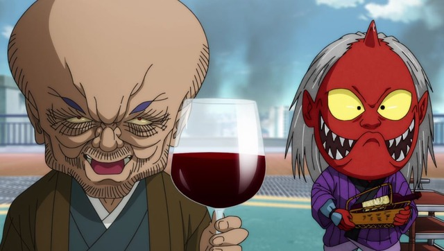 """"" GeGeGe no Kitaro ""Episode 96 Preceding Scene Cut"" (C) Mizuki Pro, Fuji TV, Toei Animation"