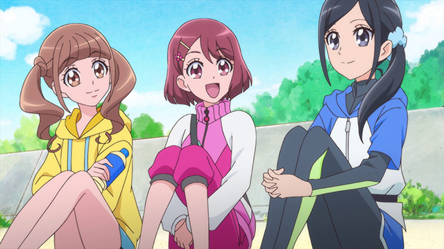 """"" Healing Ride Pretty Cure ""Episode 8 Preceding Scene Cut"" (C) ABC-A / Toei Animation"