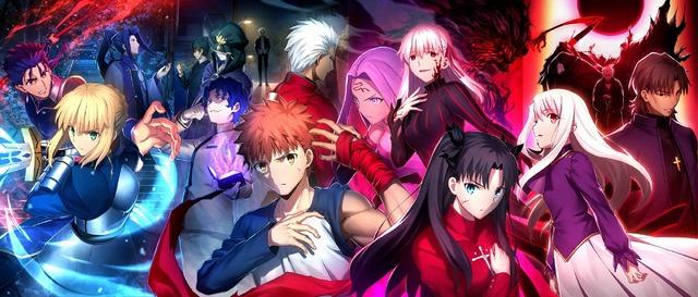 「『Fate/Grand Order』概念礼装イラスト」(C)TYPE-MOON・ufotable・FSNPC