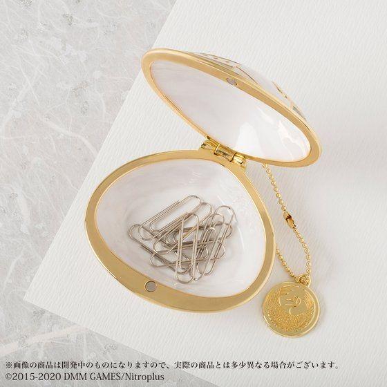 「刀剣乱舞-ONLINE- 貝小物入れ」(C)2015-2020 DMM GAMES/Nitroplus