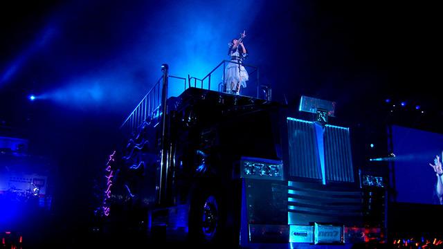 「NANA MIZUKI LIVE EXPRESS」場面カット
