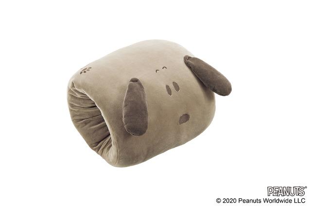 konemuri おひるねピロー ふかふかポケット SNOOPY 4,800円(税抜)(C)2020 Peanuts