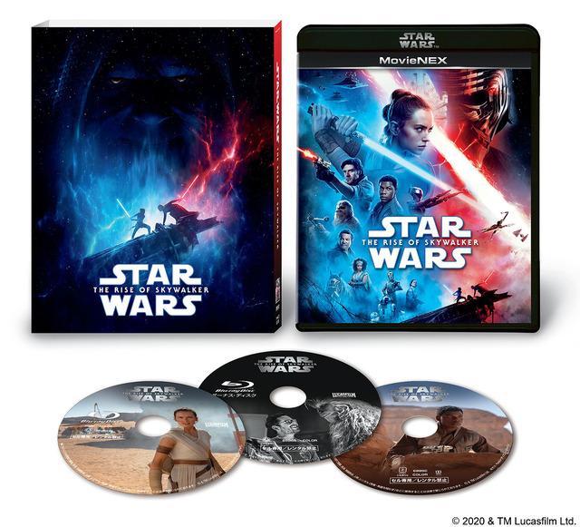 『スター・ウォーズ/スカイウォーカーの夜明け』(C)2020 & TM Lucasfilm Ltd.