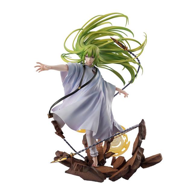 「『Fate/Grand Order -絶対魔獣戦線バビロニア-』キングゥ 完成品フィギュア」(C) TYPE-MOON / FGO7 ANIME PROJECT