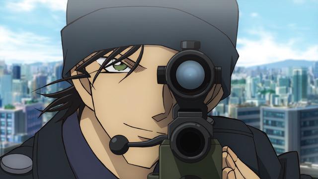 『名探偵コナン 緋色の弾丸』場面写真(C)2020 青山剛昌/名探偵コナン製作委員会