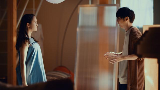 『ぴぷる~AIと結婚生活はじめました~』劇中ショット(C)2020 ドラマ「ぴぷる」製作委員会