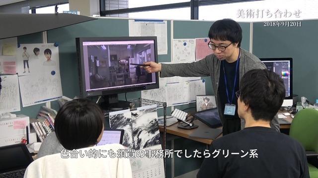 """新海诚《天气之子》动画制作的背后!""""制作纪录片""""公开"""