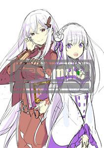 『Re:ゼロから始める異世界生活』Art Fan Book 2020 春2,000円(税抜)(C)長月達平