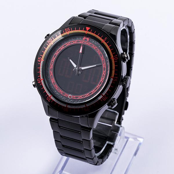 佐久間まゆモデル 腕時計 19,800円(税別)(C)BANDAI NAMCO Entertainment Inc.