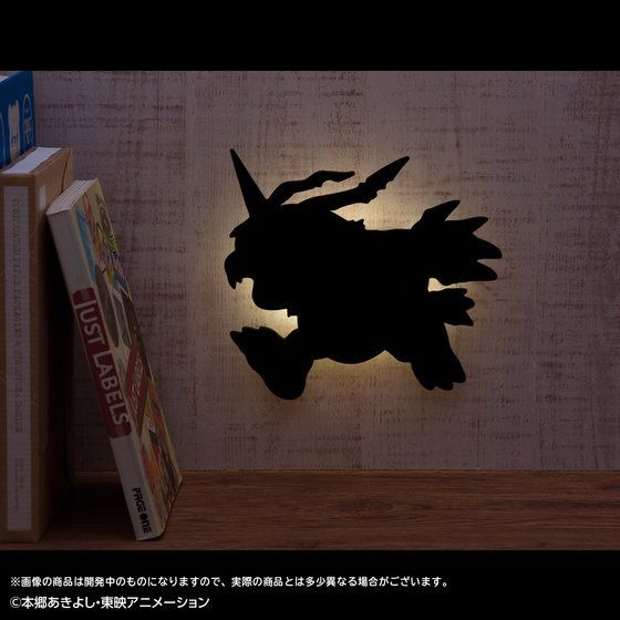 「デジモンアドベンチャー デスクトップライト(ガブモン)」3,520円(税込)(C)本郷あきよし・東映アニメーション